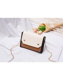 Дамска чанта с атрактивен дизайн - код B99 - 5
