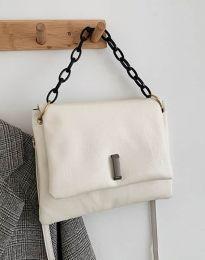 Дамска чанта в бяло - код B352