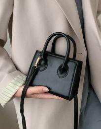 Дамска чанта в черно - код B421