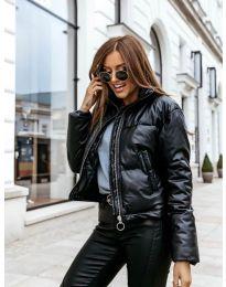 Дамско яке в черно - код 0018