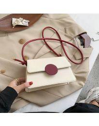 Дамска чанта в бяло - код B84