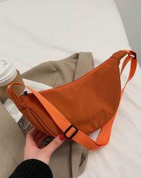 Дамска чанта в оранжево - код B262