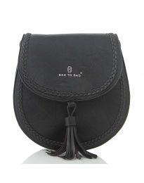 Дамска чанта в черно - код HS - 88016