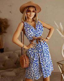 Атрактивна дамска рокля - код 5488 - 3