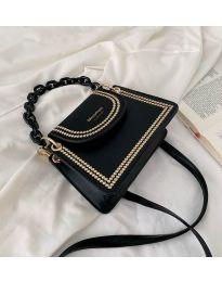 Дамска чанта в черно - код B157