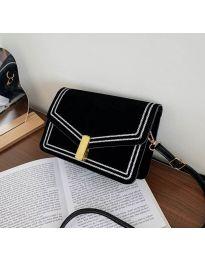 Дамска чанта в черно - код B160