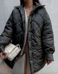 Дамско яке в черно - код 7357