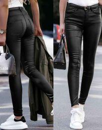 Дамски панталон в черно - код 2966
