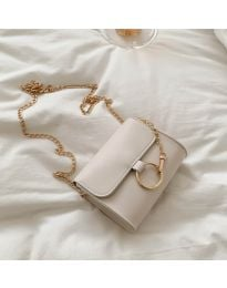 Дамска чанта в бяло - код B45