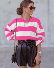 Атрактивен дамски пуловер - код 1765 - 5