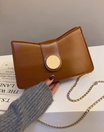 Дамска чанта в кафяво - код B416