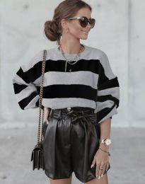 Атрактивен дамски пуловер - код 1765 - 6