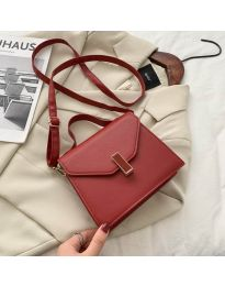 Дамска чанта в бордо - код B120