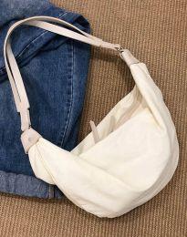 Дамска чанта в бяло - код B275