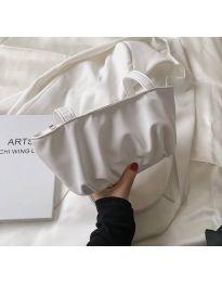 Дамска чанта в бяло - код B526