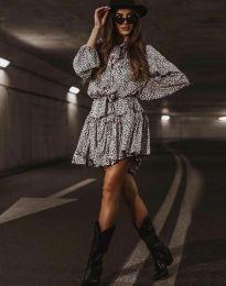 Атрактивна дамска рокля - код 3974 - 3