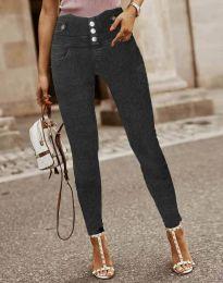 Дамски панталон в черно - код 5435