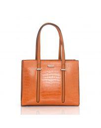 Дамска чанта в кафяво - HS8105