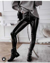 Дамски клин в черно - код 2354