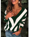Дамска блуза в зелено - код 786