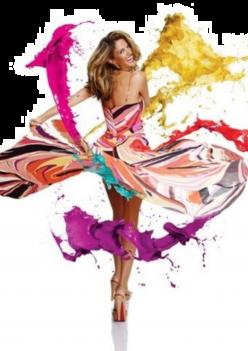 Какво разкрива всеки цвят в дрехите