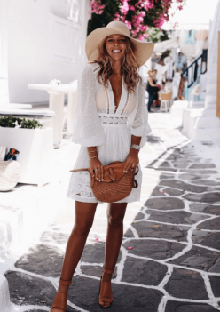 Как да се спасим от жегата със стил: 9 модни тенденции