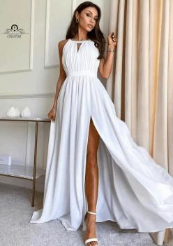Модерна Снежанка: какво да носите с бяла рокля