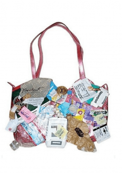 Най-нестандартните дамски чанти в света