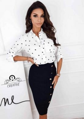 Модерен външен вид - как да носите стилно дамска риза