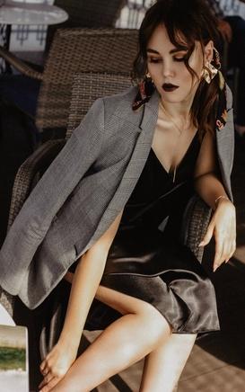 Как да комбинираме дамското сако: 4 успешни примера