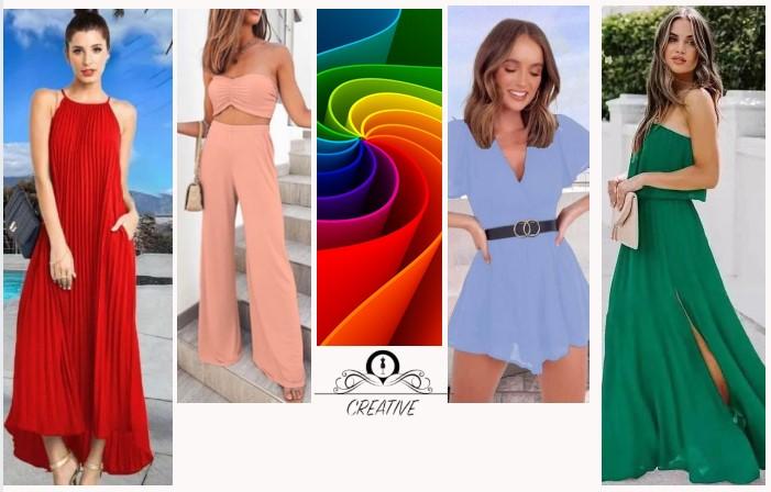Цветове на дрехите по дни от седмицата